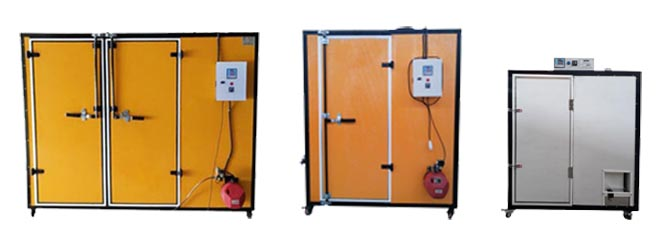 انواع دستگاه خشک کن کابینی