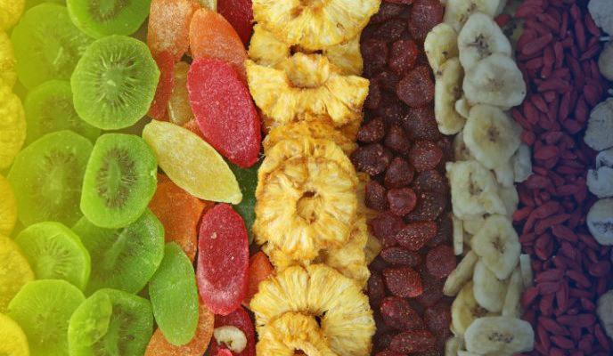 خشک کن میوه و سبزی