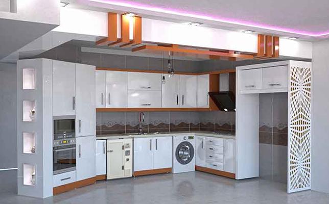 خشک کن خانگی در آشپزخانه