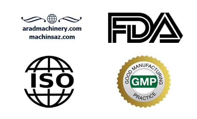 GMP و FDA