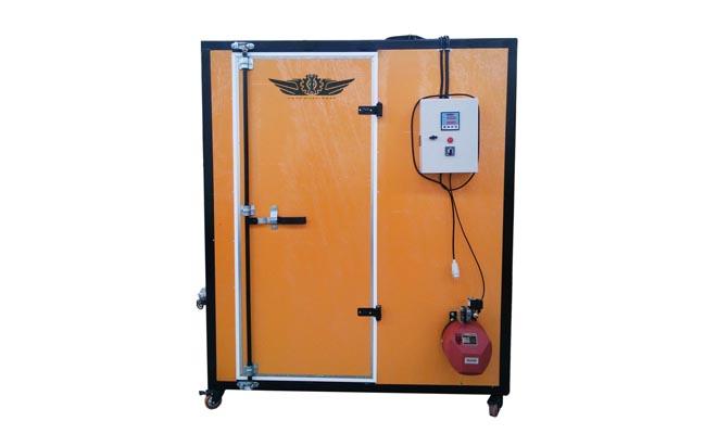 دستگاه خشک ککن تک کابین