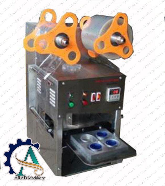 دستگاه سیل وکیوم نیمه اتوماتیک صنعتی